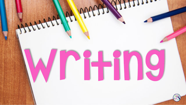 30 Easy Summer Learning Ideas for Writing, pad and pencils